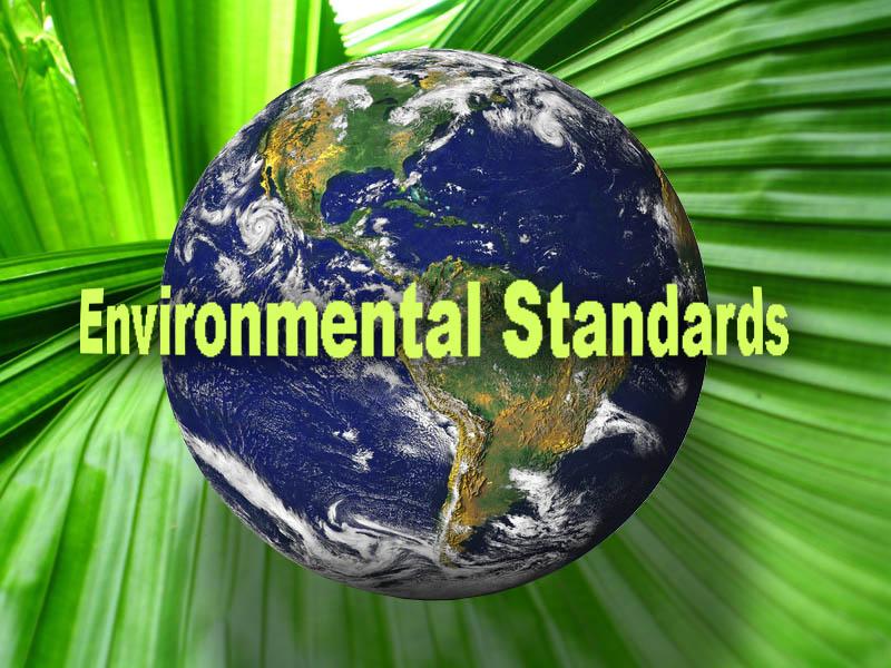 Environmental Standards, by Arthur B. Weissman, Ph.D., President and CEO, Green Seal